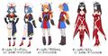 アニメ「ロボットガールズZ」、 「フルコンプBlu-ray」に収録の新作ぷちキャラアニメの詳細発表! 新ビジュアルも公開に