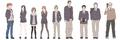 秋アニメ「Just Because!」、追加キャスト決定! キャラクター原案・比村奇石による「月曜日のたわわ」一挙配信も決定!