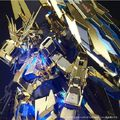 2基のアームド・アーマーDEを装備したユニコーンガンダム3号機 フェネクスがPGに登場!! 再販の抽選販売申し込みがスタート!!