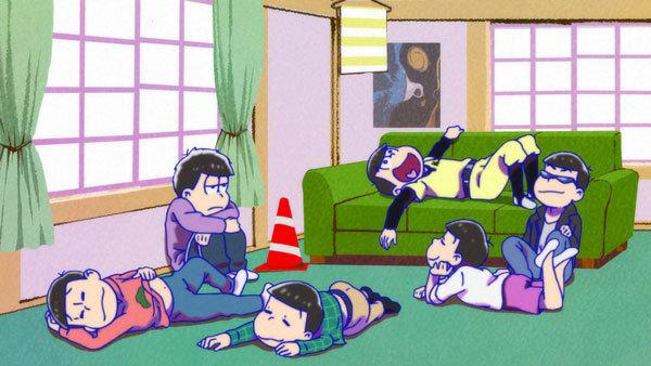 秋アニメ「おそ松さん」第2期、帰ってきてもやっぱりおバカな最新PV&先行場面カットが公開! 追加放送局も決定