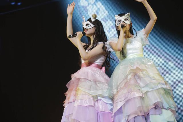 ついに素顔を魅せたClariS、パシフィコ横浜ライブにてSeason01完結! Season02は2018年3月、舞浜で開幕!!