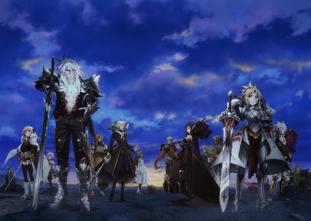 「Fate/Apocrypha」1stクールと2ndクールを繋ぐ、第12.5話が9月23日に放送決定!