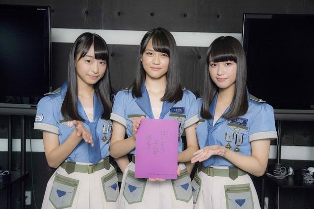 アニメ映画「劇場版 はいからさんが通る」で、アイドルグループ「=LOVE」が声優デビュー! 初アフレコ収録後のコメントが到着