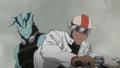 秋アニメ「血界戦線 & BEYOND」、第1話の先行カット・あらすじが解禁! 第1話先行上映会イベントレポートと堀内賢雄&園崎未恵のコメントも到着