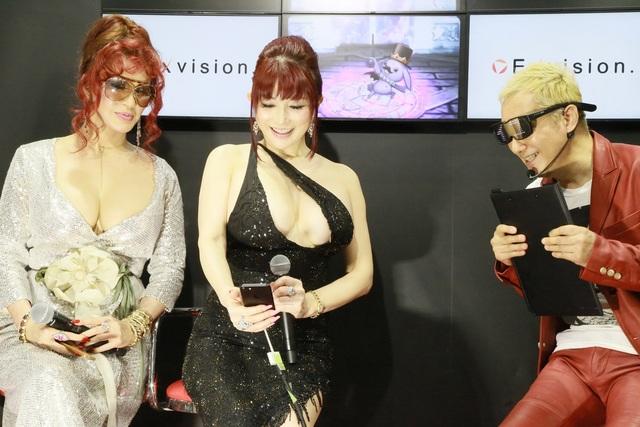 【TGSレポート】東京ゲームショウに叶姉妹が初登場! 小野坂昌也公式YouTubeチャンネルにゲスト出演!