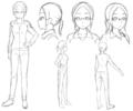 秋アニメ「僕の彼女がマジメ過ぎるしょびっちな件」、悠木碧や市来光弘、八木侑紀らメインキャストのコメントも公開