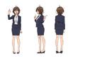 2018冬アニメ「だがしかし2」、新キャラ・尾張ハジメ役は赤﨑千夏! 第1期「だがしかし」のコンパクトBD-BOXも発売決定