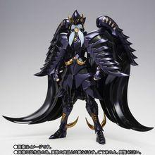 聖闘士聖衣神話EXに、冥界三巨頭の一人、天貴星グリフォンのミーノスがついに登場!!