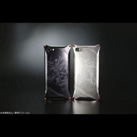 デジモンシリーズ20周年を記念したデジモンアート、ラストとなる第4弾のアイテムは、ジュラルミンiPhone7&8ケース