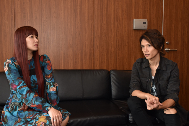 SFサスペンスドラマ「ヒューマンズ」アニータ役の田中理恵、レオ役のKENNにインタビュー!! Huluプレミアにて本日より配信開始