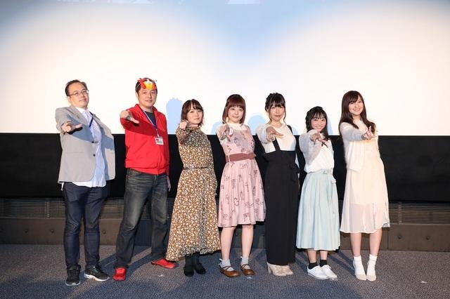 「ロボットガールズZ」「ミラクルロボットフォース」コラボイベントレポート ! 村川梨衣、西連寺亜希、尾高もえみの追加出演が決定