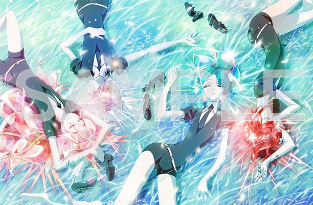 秋アニメ「宝石の国」、BD&DVD第1巻が12月20日に発売決定! 描きおろしジャケット&豪華封入特典も公開に