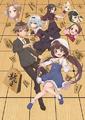 TVアニメ「りゅうおうのおしごと!」、2018年1月より対局開始! OPテーマはMachico、EDテーマは伊藤美来に決定