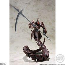 邪神目覚める時、伝説の鉄巨神もまたよみがえる! 巨大鎌も付属した「機甲界ガリアン」の邪神兵が、圧巻のボリュームで登場!