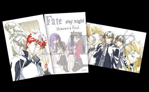 「Fate/stay night [Heaven's Feel]」I.presage flower」公開2週目の来場者特典が決定! 描き下ろしポストカードをプレゼント