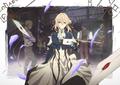 2018冬アニメ「ヴァイオレット・エヴァーガーデン」、新キービジュアル&PV第3弾が解禁! メインスタッフ・キャスト情報&先行上映会イベントレポートも到着