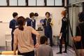 11月15日、29日放送! 梅原裕一郎、河本啓佑、白井悠介が室内スカイダイビングに挑戦!「声優男子ですが…?」収録レポート