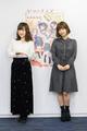 井口裕香&阿澄佳奈「みんなの見たかったものが見られます!」、OVA「ヤマノススメ おもいでプレゼント」上映記念インタビュー