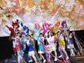 「絆」を感じる1年間の集大成! 名乗りも披露された「映画キラキラ☆プリキュアアラモード パリッと!想い出のミルフィーユ!」魅力満載の舞台挨拶レポート