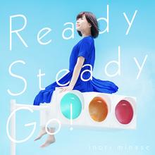 水瀬いのりの5thシングル「Ready Steady Go!」、ジャケット写真が公開! カップリングタイトルも発表に