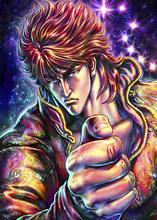 本日連載スタートの「蒼天の拳 REGENESIS」が2018年4月にアニメ化決定!