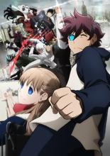 秋アニメ「血界戦線 & BEYOND」、サントラCDが12月13日に発売決定! ヘルサレムズ・ロットの街並みを描いたジャケットも解禁に