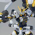 「機動戦士ガンダム サンダーボルト BANDIT FLOWER」より、特別編映像を再現した武装・カラーリングのアトラスガンダム登場!