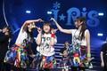 i☆Ris デビュー5周年記念ライブ1日目を開催!ユーザーの楽曲投票によるTOP10をランキング方式で披露するコーナーも!