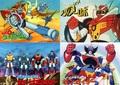 70年代ロボットアニメ4作品の約40周年プロジェクト「ミラクルロボットフォース」テーマソング CD発売決定