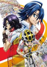 アニメ映画「弱虫ペダル Re:GENERATION」、BD&DVDが2018年2月14日(水)に発売決定!