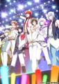 TVアニメ「アイドリッシュセブン」先行上映会オフィシャルレポート到着!
