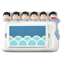 「おそ松さん」、布団で眠る6つ子を再現した「大人様ランチプレート」が予約受付中!