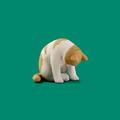 がっくりフテ寝する動物「へこむわ寝」&なぜ本からおしりが!?「おしりBOOK」!【ワッキー貝山の最新ガチャ探訪 第10回】