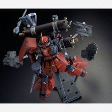 「機動戦士ガンダム サンダーボルト」より、最終決戦時のサイコ・ザクを再現できるセットが再販決定!!