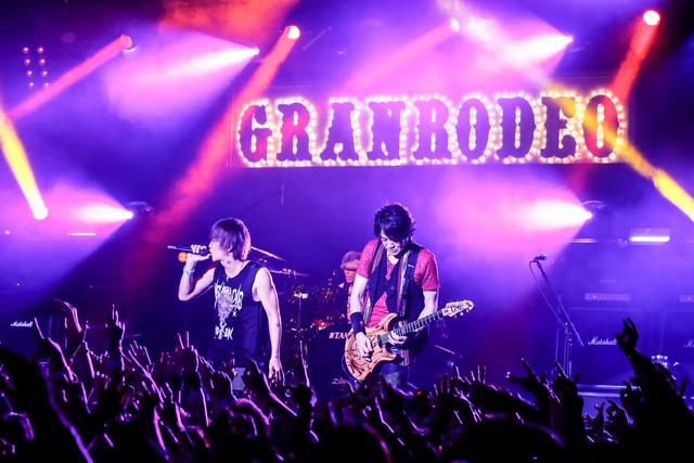 GRANRODEO、初の沖縄ライブで海外公演を発表!!