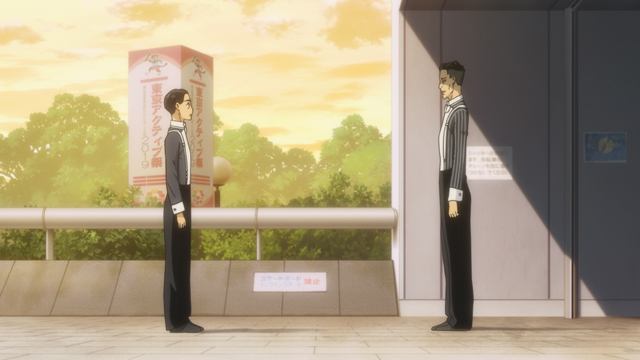 【アニメ】ボールルーム続編3期の放送はいつ頃か …