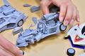 """ホビー業界インサイド第29回:アオシマが目指す""""実車テイスト""""の未来カーモデル、1/24アスラーダG.S.Xのフルスペック!"""