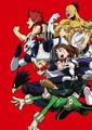 「僕のヒーローアカデミア」、1月発売の第2期BD&DVD第7巻のジャケットが解禁! 初回特典のドラマCDの試聴もスタート