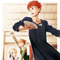 『Fate/stay night』のご飯漫画「衛宮さんちの今日のごはん」第2巻、アニメイト限定セットが発売決定!
