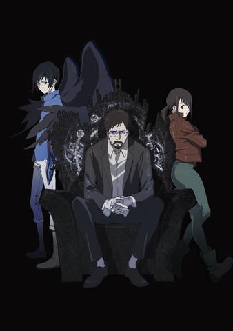 中澤一登 × Production I.Gが贈るノンストップクライムアクションアニメ「B: The Beginning」、ティザー予告解禁!!