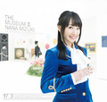 水樹奈々、ベストアルバム「THE MUSEUM III」のジャケット写真公開& BD/DVD の収録内容も発表に!