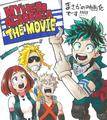「僕のヒーローアカデミア」、原作者総監修のオリジナルストーリーで初の劇場版決定!