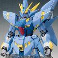「スーパーロボット大戦」シリーズの人気機体「ヒュッケバイン」が、新武器も完備で商品化!