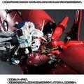 「シナンジュ」と組み合わせることにより、「機動戦士ガンダムUC」の最終決戦を再現できるオプションセットが登場!
