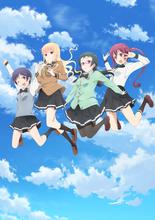 「ラーメン大好き小泉さん」は2018年1月4日から放送開始! 竹達彩奈、鬼頭明里が登壇する先行上映会も開催