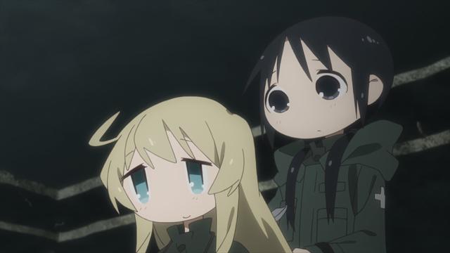 「少女終末旅行」、第10話のあらすじ&場面カットが公開!