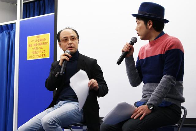 デジタルアーティスト「AR performers」総合プロデューサー・内田明理トークライブで見た、3rdライブへの布石