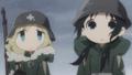 「少女終末旅行」、第11話のあらすじ&場面カットが公開! BD&DVD第1巻のジャケットも解禁に