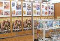 「グランクレスト戦記」展示イベント、ジーストア大阪にて開催中! TVアニメのキャラ&美術設定や原作イラストを展示