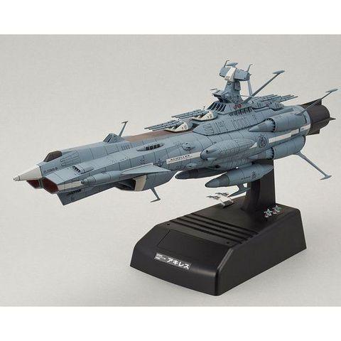 「宇宙戦艦ヤマト2202」より、1/1000 地球連邦アンドロメダ級四番艦 アキレスが登場!!
